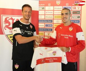 Oriol Romeu joins Stuttgart on loan