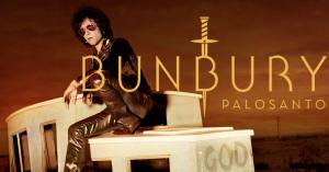 Bunbury presenta el Palosanto Tour 2014