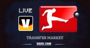 Mercado de fichajes Bundesliga temporada 2014/2015 en vivo y en directo