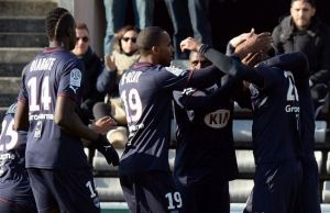 El Girondins golea al Ajaccio