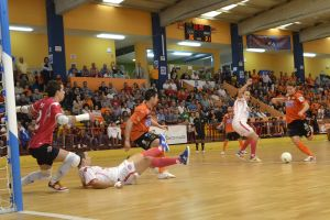 Burela - ElPozo Murcia: el primer paso