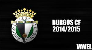 Temporada delBurgos CF2014-2015, en VAVEL