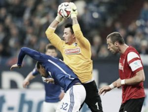 FC Schalke 04 0-0 SC Freiburg: Hosts frustrated in another goal-less affair