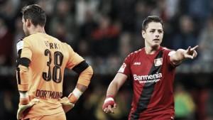 El Bayer Leverkusen tumba al Borussia Dortmund