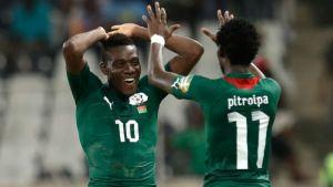 Burkina Faso y Gabón toman el mando del Grupo C