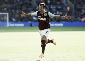 Leicester 2-2 Burnley: Late free-kick from Wallace gives Burnley hard-fought point