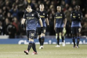 Manchester City need to win the title not defend it