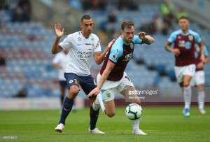 Burnley held to goalless draw by Ligue 1 Montpellier