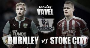 Burnley - Stoke City: un duelo con sabor a despedida