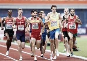 """David Bustos: """"Hay que intentar estar en la final olímpica"""""""
