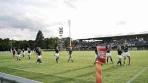 Coupe du Monde féminine : les Blacks Ferns tombent
