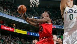 Butler guida i Bulls alla vittoria contro gli Utah Jazz