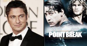Gerard Butler en el remake de 'Point Break'