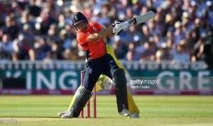 England vs Australia - First T20I: Buttler gives England victory with record breaking fifty