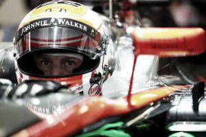 """Jenson Button: """"Ha sido complicado, no ha sido mi día"""""""