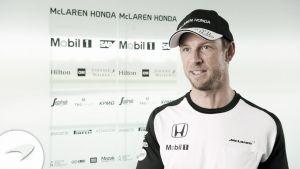 """Jenson Button: """"Vemos un gran futuro"""""""