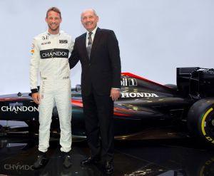 Button - McLaren insieme anche nel 2016 per cercare la svolta
