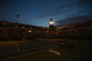 Montreal se quedó sin luz en medio de la competición
