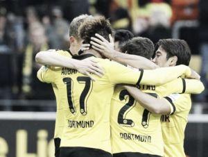 Borussia Dortmund 5-1 FC Augsburg: BVB's relentless attack overwhelms Augsburg