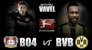 Previa Bayer Leverkusen - Borussia Dortmund: batalla de gigantes alemanes