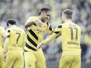 Hannover 96 2-3 Borussia Dortmund: Entertaining encounter sees BVB come out on top