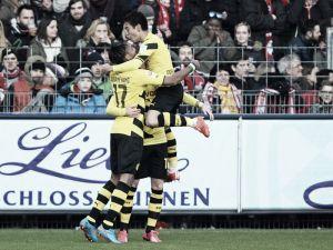 El Borussia Dortmund recupera la sonrisa