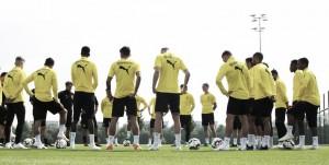 Dortmund, en la búsqueda de un delantero