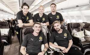 La pretemporada del Borussia Dortmund