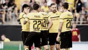 El Dortmund cae en Pittsburgh