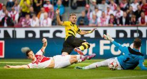 FC Köln 2 - 1 Borussia Dortmund: Zoller's late winner sinks Klopp's Dortmund