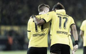 La sinfonía del gol suena en Dortmund