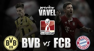 DFL-Supercup Preview - Borussia Dortmund vs Bayern Munich: Bees looking to sting back ahead of new season