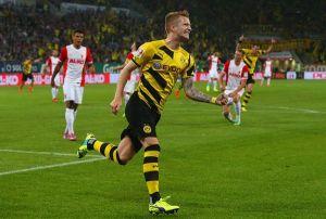 Augsburg 2-3 Borussia Dortmund: BVB back on track despite Augsburg's late show