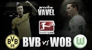 Borussia Dortmund - VfL Wolfsburg Preview: Can the visitors kickstart their chase for a European spot?