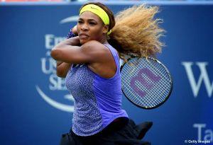 Serena reina en Ohio
