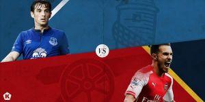 Premier League: pareggio spettacolare tra Everton ed Arsenal