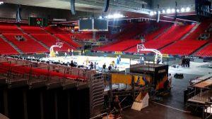 Ucrania ya conoce el Bilbao Arena