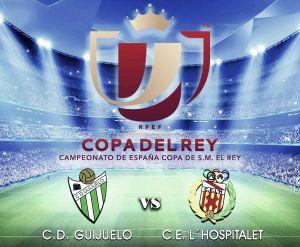 Guijuelo - L'Hospitalet: la Copa como ilusión capital