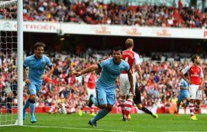 Showtime all'Emirates: tra Arsenal e Manchester City è 2-2