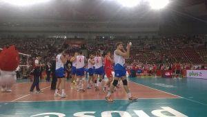 Volley, Mondiali Polonia 2014: sprofonda l'Italia, la Serbia si impone 3-0