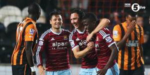 Rocambolesco 2-2 nel Monday Night di Premier League tra Hull City e West Ham