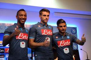 Napoli: ecco David Lopez e la nuova maglia