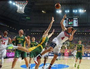 Basket, Mondiali Spagna 2014: Gli Usa travolgono la Lituania e conquistano la finale