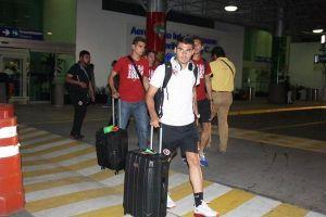 Llega Xolos a la ciudad de Veracruz