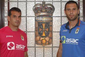 ASAC Comunicaciones, patrocinador principal del Real Oviedo
