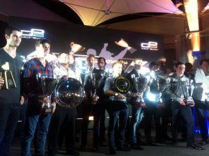 GP2 / GP3 - Abou Dhabi : les titres attribués