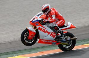 Un impeccabile Nico Terol vince a Valencia