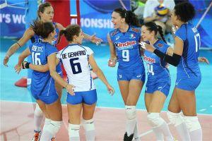 Volley, Mondiali Italia 2014: la Repubblica Domenicana stoppa le azzurre