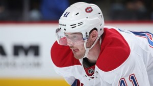 Montreal Canadiens Strike Three Year Deal With Paul Byron
