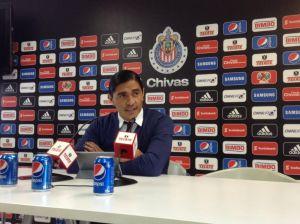Palencia renuncia a su cargo como Director Deportivo en Chivas